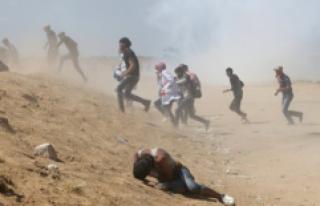 Mısır, Filistinlilere Yardımı Engelledi