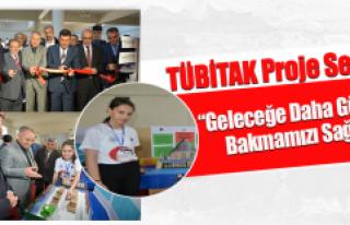 Mustafa Kemal Ortaokulu'nda Fuar Açıldı
