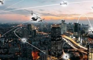 NASA ve Uber Uçan Taksi İçin Anlaştı