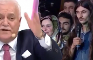 Nihat Hatipoğlu'nu Güldüren Uzun Saç Sorusu:...