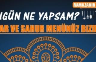 Ramazanın Altıncı Gününde Elazığlılara Özel...