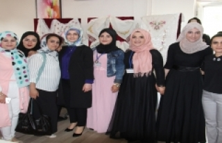 Şemdinli'de Yıl Sonu Sergisi