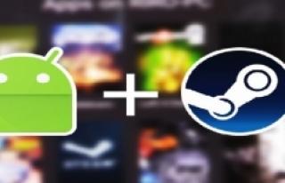 Steam Oyunları Android'e Geldi