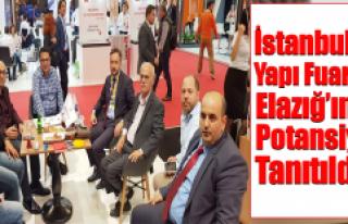 """""""YAPI SEKTÖRÜNDE ELAZIĞ KÜMELENİYOR"""""""