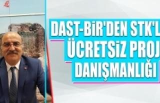 Dast-Bir'den STK'lara Ücretsiz Proje Danışmanlığı