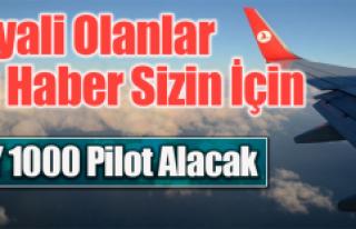 Türk Hava Yolları Duyurdu