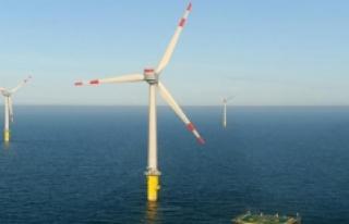 Türkiye'nin İlk Deniz Üstü Rüzgar Santrali...