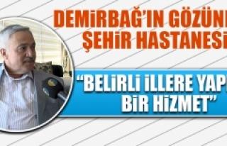 AK Parti Elazığ Milletvekili Zülfü Demirbağ,...