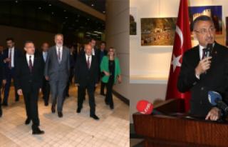 Fuat Oktay, Moldova-Türkiye Arası Kimlikle Seyahat...