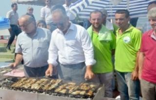 Kocaeli'de 11. Ereğli Balık Festivali Yapıldı