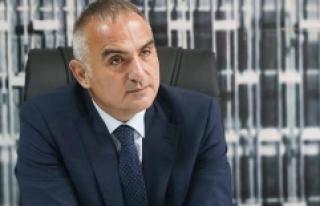 Kültür ve Turizm Bakanı Ersoy: 2019'da Müzecilik...