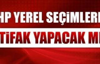 MHP Yerel Seçimlerde İttifak Yapacak mı?