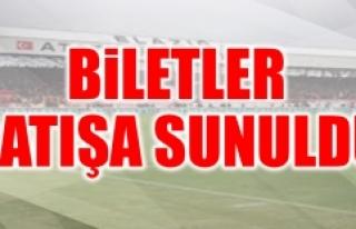 TY Elazığspor - Balıkesirspor Baltok Maçı