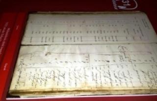 130 yıllık veresiye defteri müzede sergileniyor