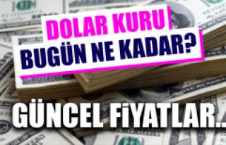 2 Eylül 2018 Dolar Fiyatları