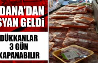 Adana'dan isyan geldi! Dükkanlar 3 gün kapanabilir…