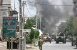 Afganistan'daki Saldırıda Ölü Sayısı 68'e...