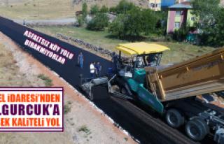 Asfaltsız Köy Yolu Bırakmıyorlar