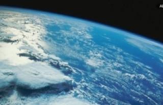 Bilim insanlarına göre ozon tabakasında delinme...