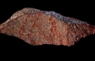 Bilinen en eski çizimler Güney Afrika'da bulundu