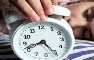 Çocuklarda uyku yoksunluğu öğrenme becerisini...