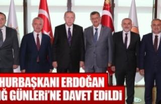 Cumhurbaşkanı Erdoğan, Elazığ Günleri'ne...