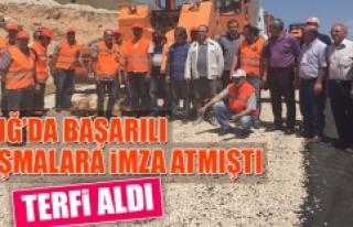 Elazığ'da Başarılı Çalışmalara İmza...