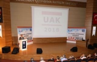 Erciyes Üniversitesi'nde Başladı