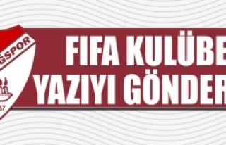 FIFA Kulübe Yazıyı Gönderdi