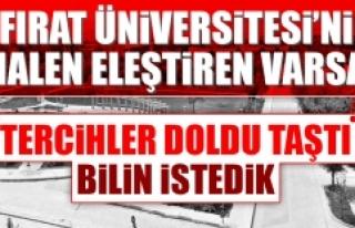 Fırat Üniversitesi Tercihlerde Rekor Kırdı