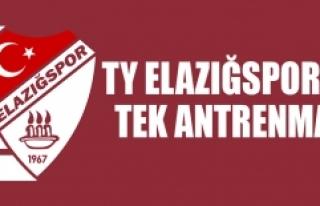 Gençlerbirliği Hazırlıkları Fırat Üniversitesi...