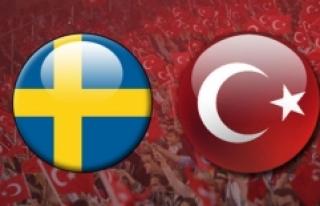 İsveç Türkiye Maçı Bu Akşam Saat Kaçta Canlı...