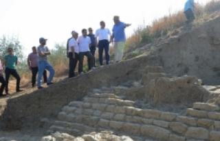 Maydos Kilisetepe Höyüğü'nde 4 bin yıllık...