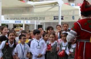 Osmanlı'nın 'Amin Alayları' geleneğiyle...