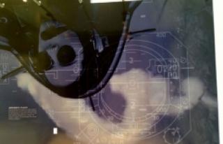 Türk kadın akrobasi pilotunun fotoğrafı ABD'deki...