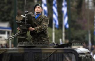 Türkiye ile Gerilim Yaşayan ABD, Yunanistan'la...