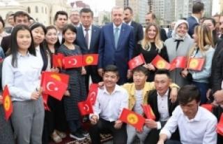 Türkiye ve Kırgızistan'dan sağlık alanında...