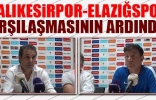 TY Elazığspor – Balıkesirspor Baltok Karşılaşmasının...