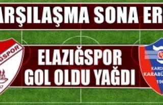 TY Elazığspor - Kardemir Karabükspor Karşılaşması...