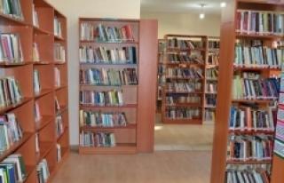 Ünye Halk Kütüphanesi yılın ilk yarısında 40...