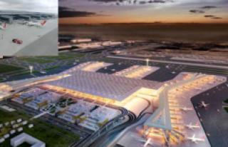Atatürk Havalimanından 3. Havalimanına Taşınma...