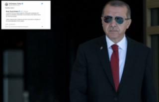 Erdoğan'ın Sinagog Saldırısı Mesajına ABD...