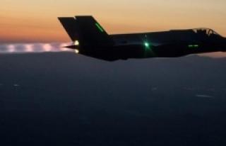 Eskişehir'de F-35'in parçaları üretilecek