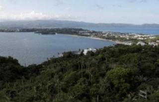 Filipinler Boracay Adası'nı yeniden turizme...