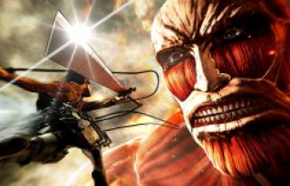IT'in Yönetmeninden Anime Uyarlaması: Attack...