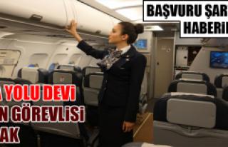 Katar Havayolları İstanbul'a Kabin Görevlisi...
