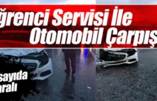 Malatya'da Kaza Çok Sayıda Yaralı