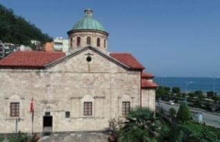 Müzeye dönüştürülen eski kilise binası 30 yıldır...