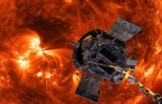 NASA'nın Parker Solar Probe Aracı, Güneş'e...
