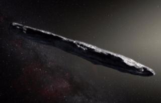 Ne Kuyruklu Yıldız Ne de Asteroit: Oumuamua İsimli...